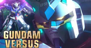 Review Gundam Versus