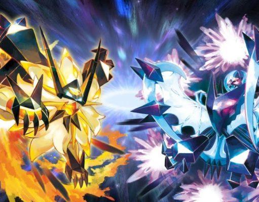 Pokémon Ultra sun y Ultra moon