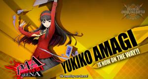 Yukiko y compañia se suman a BlazBlue: Cross Tag Battle