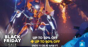 Ofertas PSN - Black Friday Sale