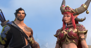 Hanzo and Alexstrasza se suman a Heroes of the Storm