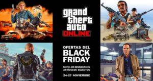 El Black Friday llega a GTA Online