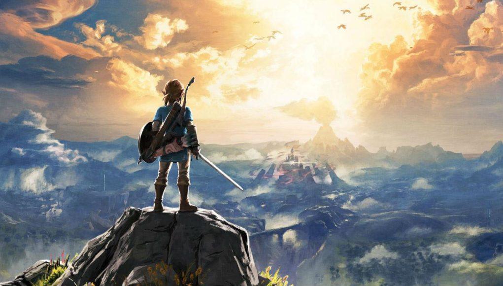 Zelda Breath
