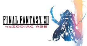 Final Fantasy XII The Zodiac Age llegará a PC