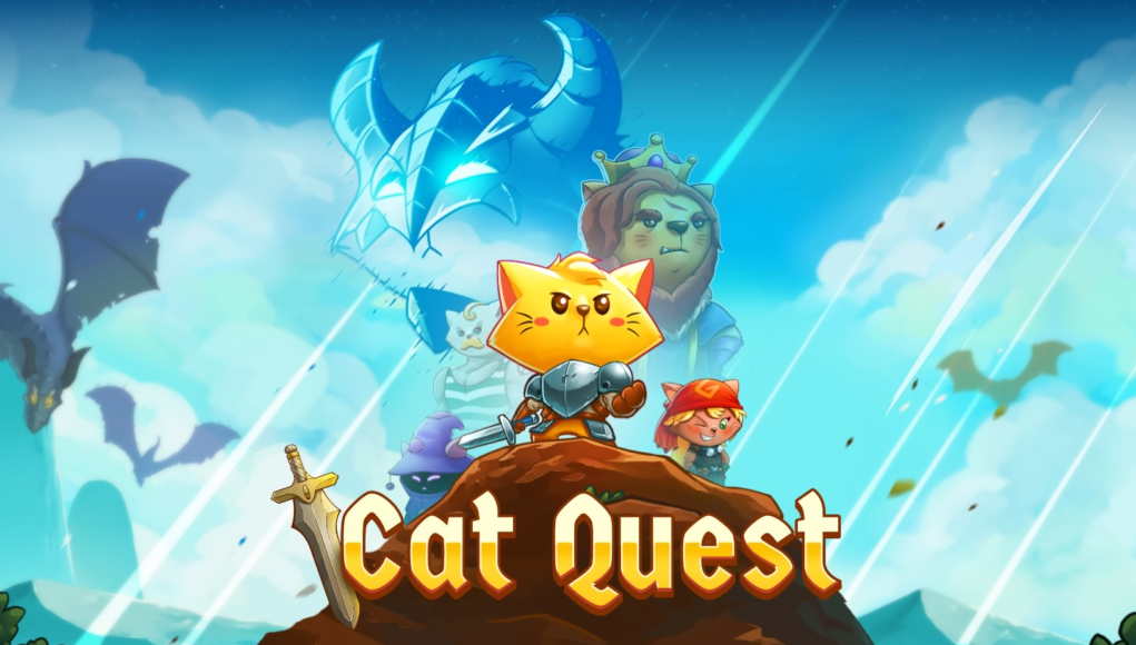 [Review] Cat Quest