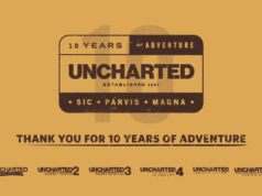 Naughty Dog celebra los 10 Años de Uncharted