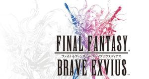 Celebra el primer aniversario de Final Fantasy Brave Exvius con Noctis y sus amigos