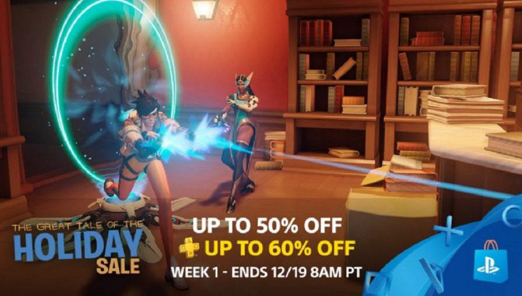 Ofertas PSN - Holiday Sale Week 1