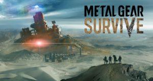 Hoy llega la prueba gratuita de Metal Gear Survive para PS4