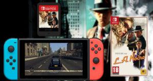 Noire para Nintendo Switch
