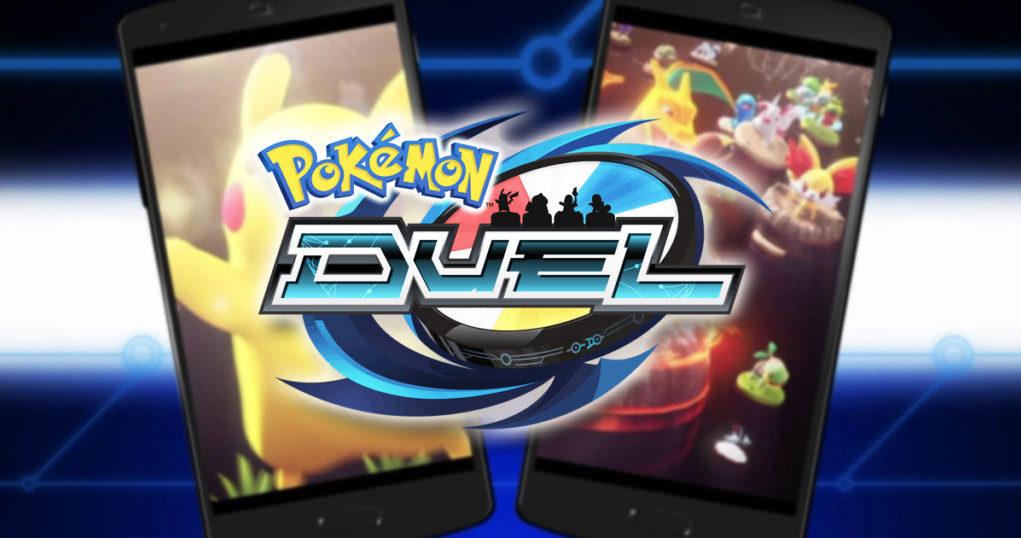 Pokémon Duel renueva su aspecto