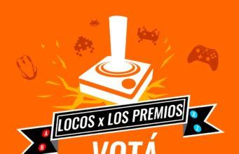 #LocosXLosPremios