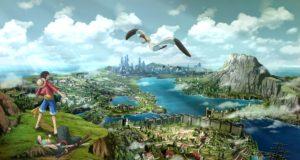 Presentado un nuevo gameplay para One Piece: World Seeker