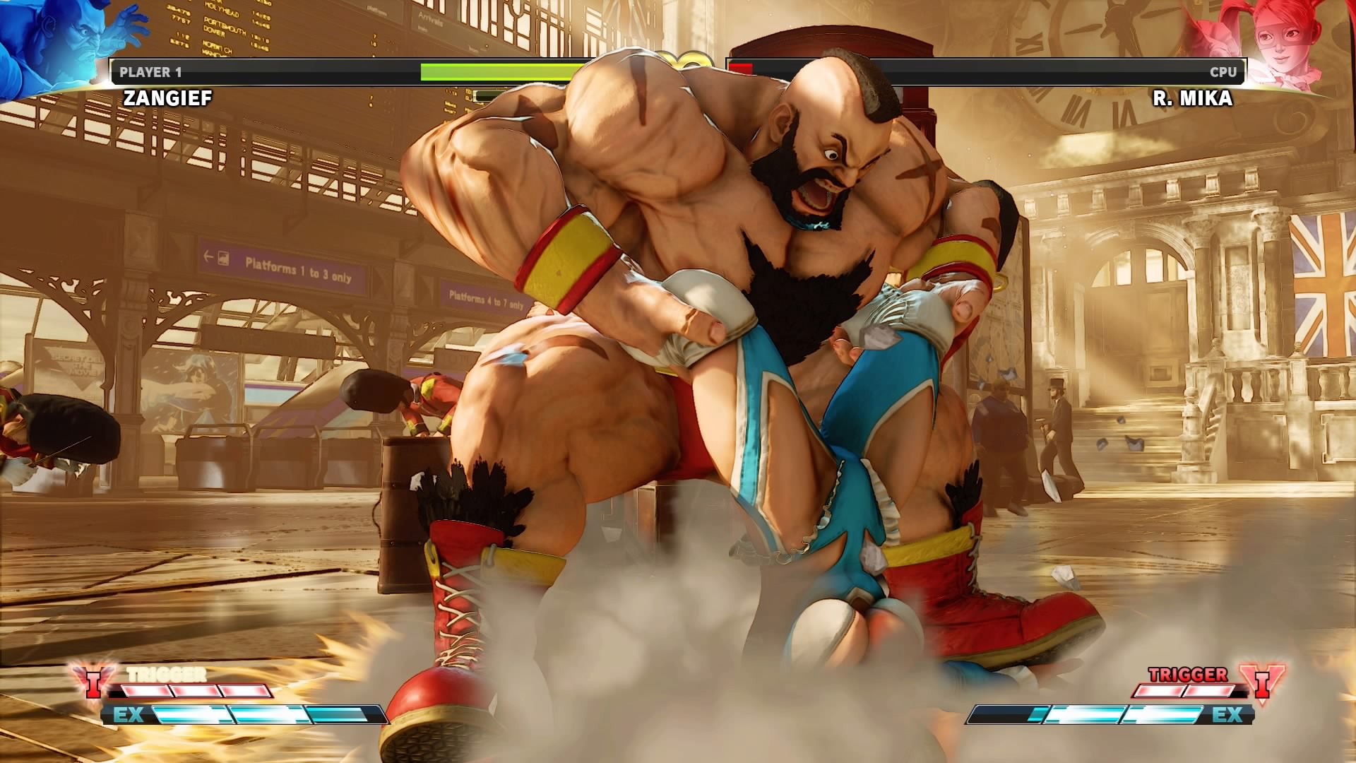 Review] Street Fighter V Arcade Edition