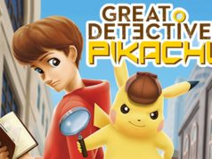 Great Detective Pikachu