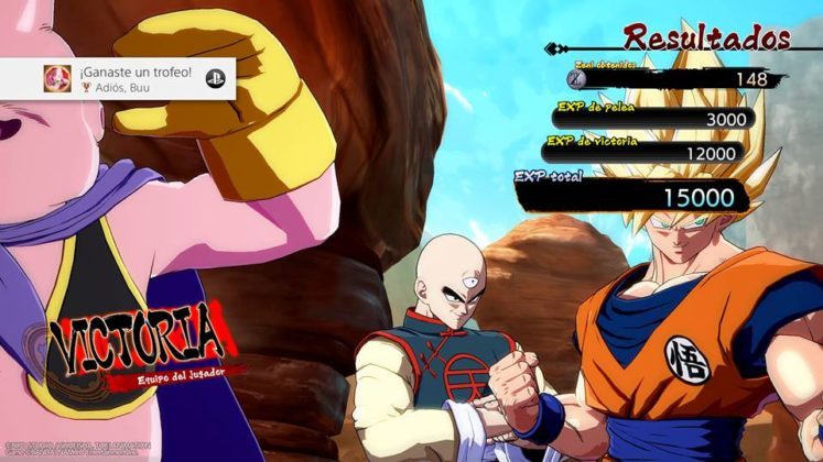 review dragon ball fighterz