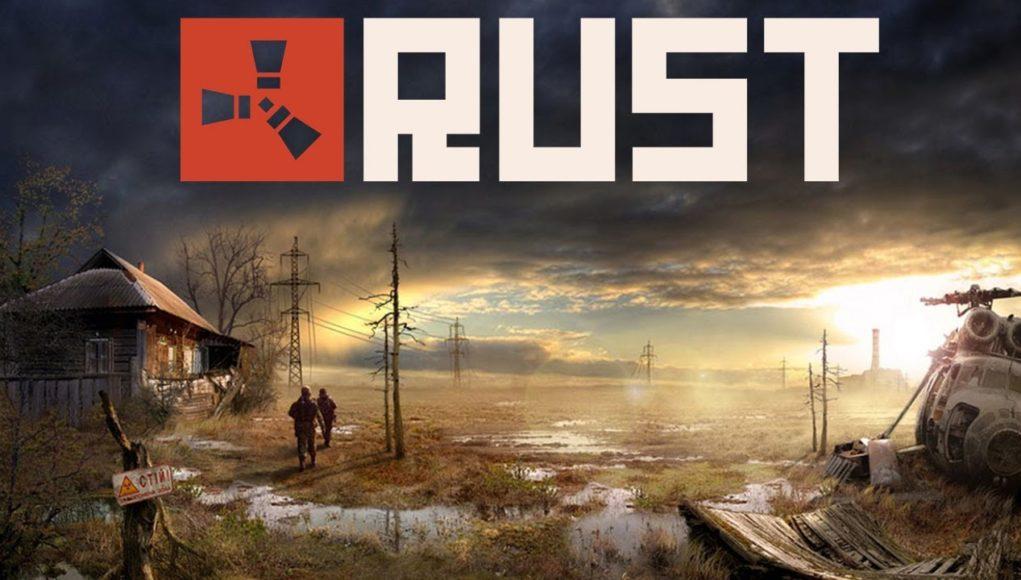 Rust sale de Steam Early Access