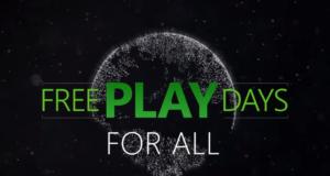 Xbox anuncia Free Play Days para todos los usuarios de la consola