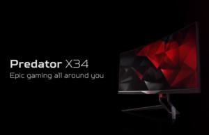 Predator X34