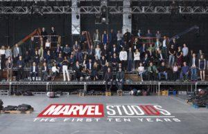 Marvel Studios 10 Aniversario