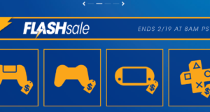 Ofertas PSN - Flash Sale Febrero 2018