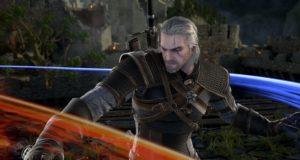 Geralt sera un personaje jugable en Soul Calibur VI