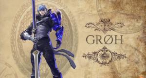 Groh se luce en el nuevo trailer de Soul calibur VI