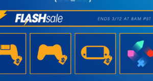 Ofertas PSN - Flash Sale Marzo 2018
