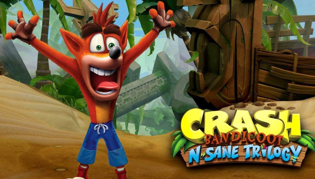 Crash Bandicoot N. Sane Trilogy adelanta su fecha de salida