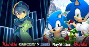 Grandes descuentos en juegos de Capcom y Sega para PlayStation en el nuevo Humble Bundle