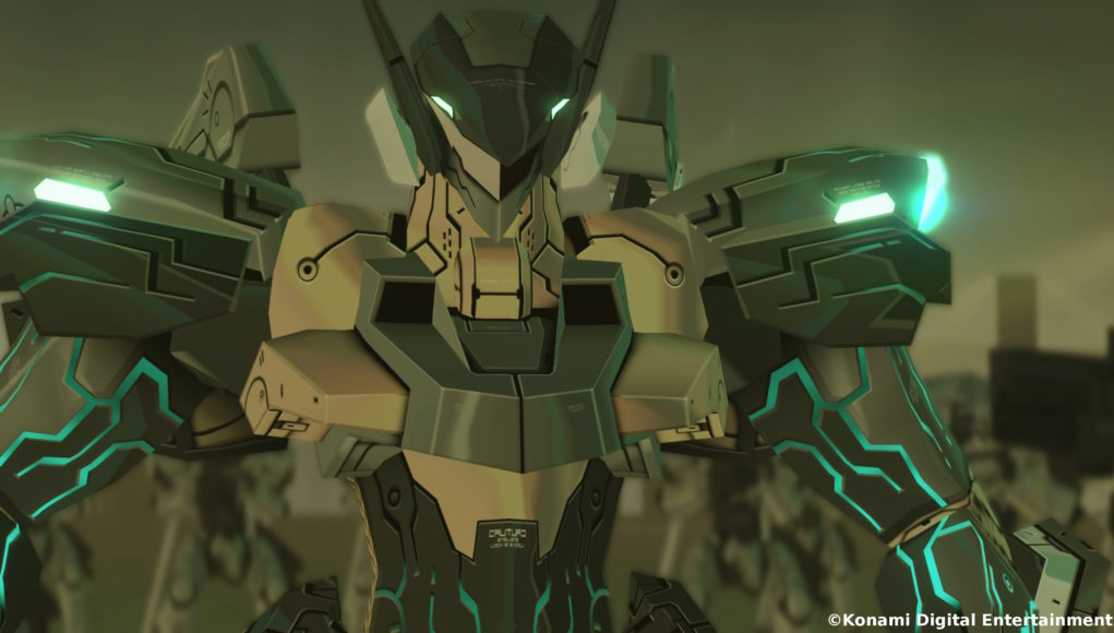 Zone of the Enders The 2nd Runner - MARS ya se encuentra disponible