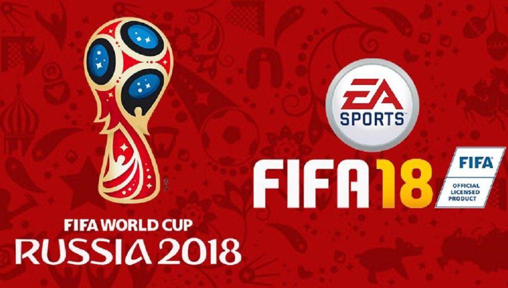 Ya se encuentra disponible el DLC de FIFA World Cup Russia 2018