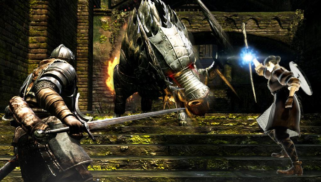 La prueba de red para Dark Souls Remastered ya tiene fecha