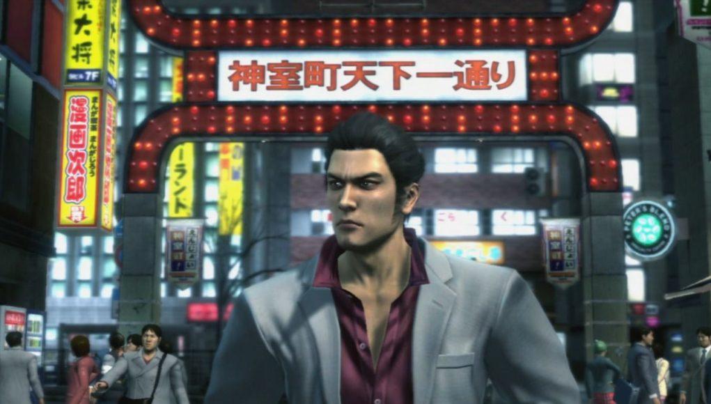 Yakuza 3, 4, y 5 son anunciados para PS4