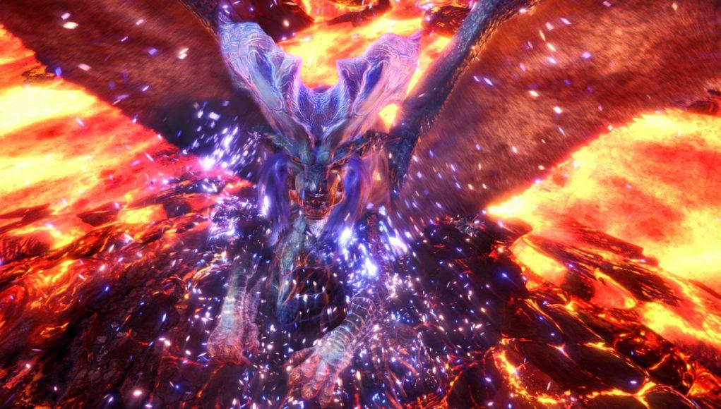 Lunastra llega hoy a Monster Hunter: World