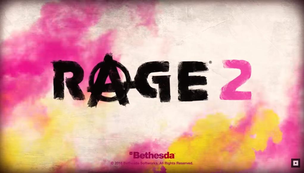 Rage 2 presenta nuevo trailer