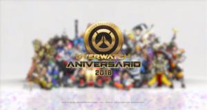 El segundo evento de aniversario para Overwatch ya se encuentra disponible