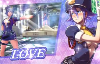 Love Heart se suma a SNK Heroines: Tag Team Frenzy