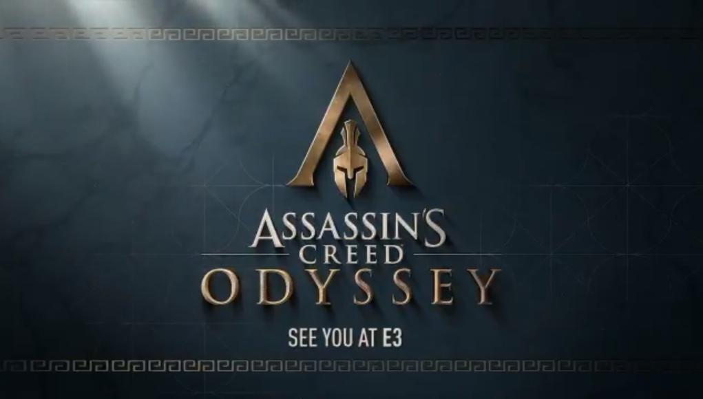 Assassin's Creed Odyssey es anunciado de forma oficial