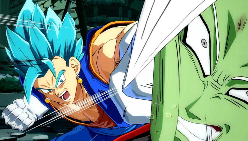Fused Zamasu y Vegito Blue llegan la próxima semana a Dragon Ball FighterZ