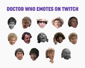 Doctor Who en Twitch