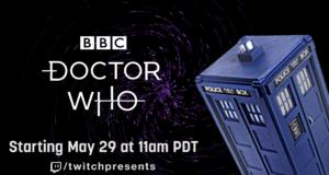 Doctor Who en Twitch