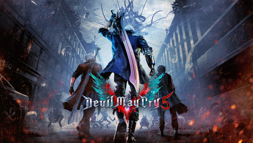 Devil May Cry 5 es anunciado para PS4, Xbox One y PC