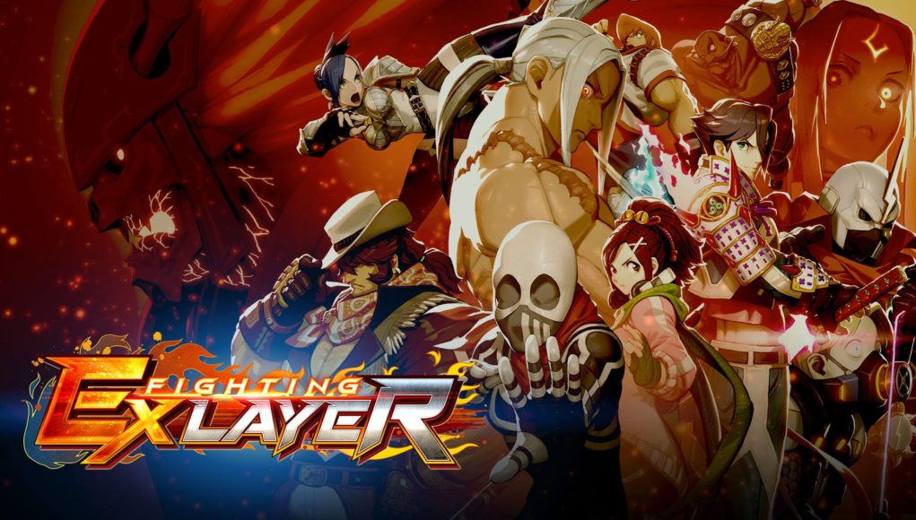 Fighting EX Layer estrena nuevo trailer