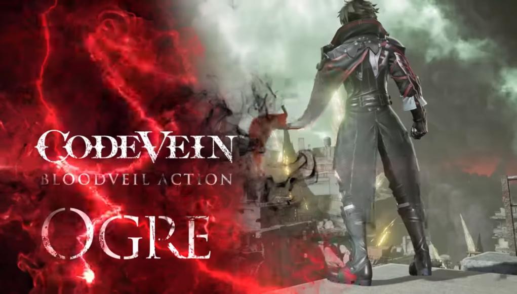 Code Vein estrena nuevo vídeo centrado en el Blood Veil Ogre