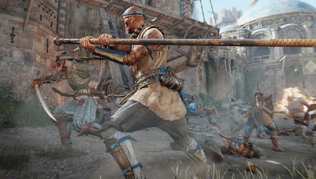 Marching Fire, la nueva expansión para For Honor