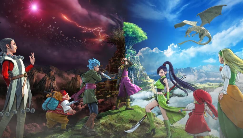Dragon Quest XI presenta nuevo trailer y sus ediciones especiales