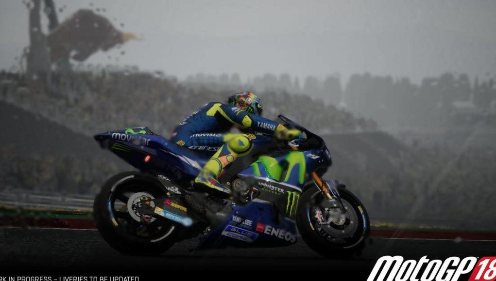 Trailer lanzamiento MotoGP