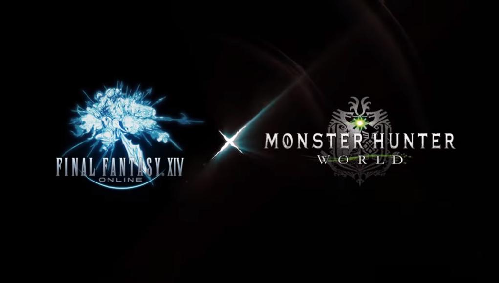 La colaboración entre Final Fantasy XIV y Monster Hunter: World ya tiene fecha