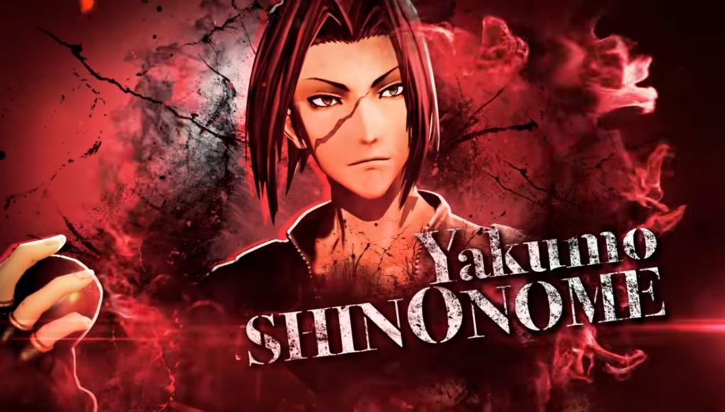 Yakumo Shionome se luce en el nuevo trailer de Code Vein